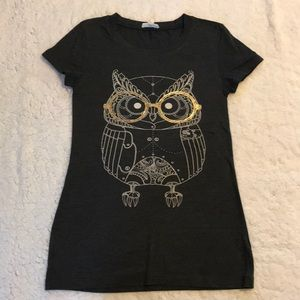 Owl shirt!